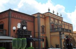 Epcot Italy Tutto Italia