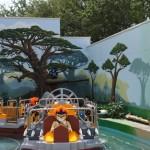 Legoland Florida Legend of Chima Ride