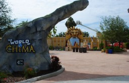 Legoland Florida Legend of Chima Ride
