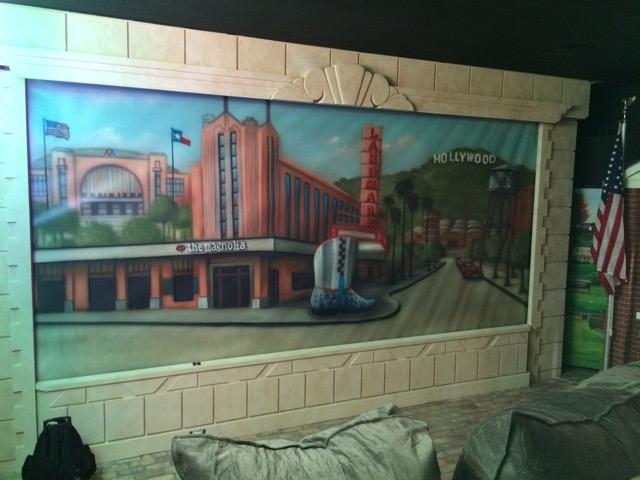 Theater Murals